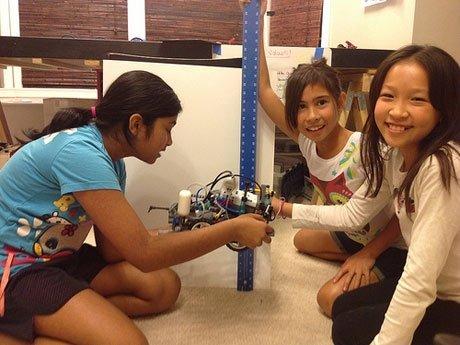 Robotics Classes Terrific Scientific Nc
